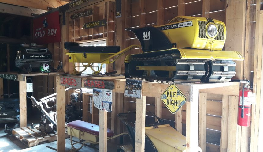 Haliburton Forest Logging Museum 4
