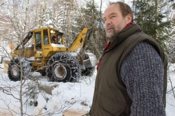 Forestry Article in National Post