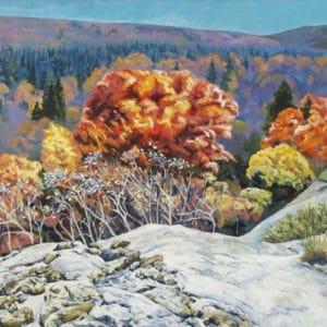 Carole Finn, A River Runs Through