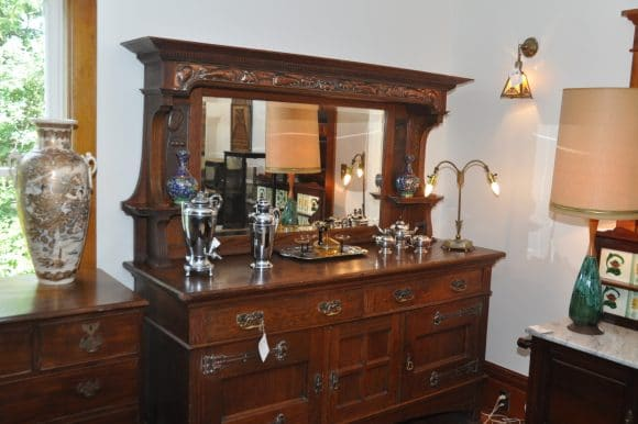 Antiques and Haliburton Forest