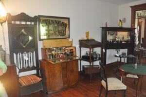 Antique showroom