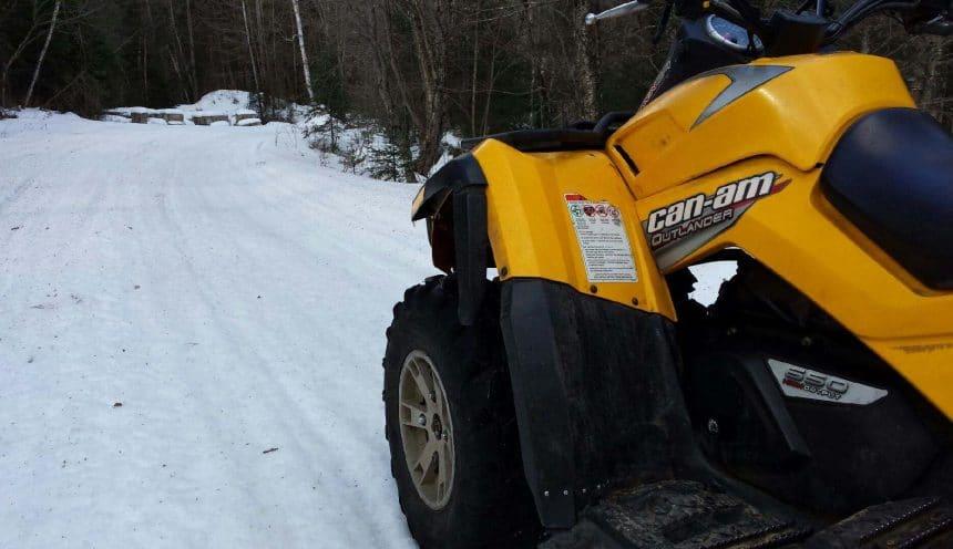 ATV Trail Conditions