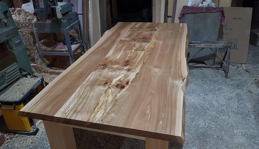HFWoodshop - Custom Slab Table Top
