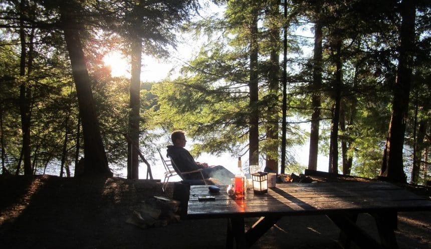modern day at haliburton forest 1